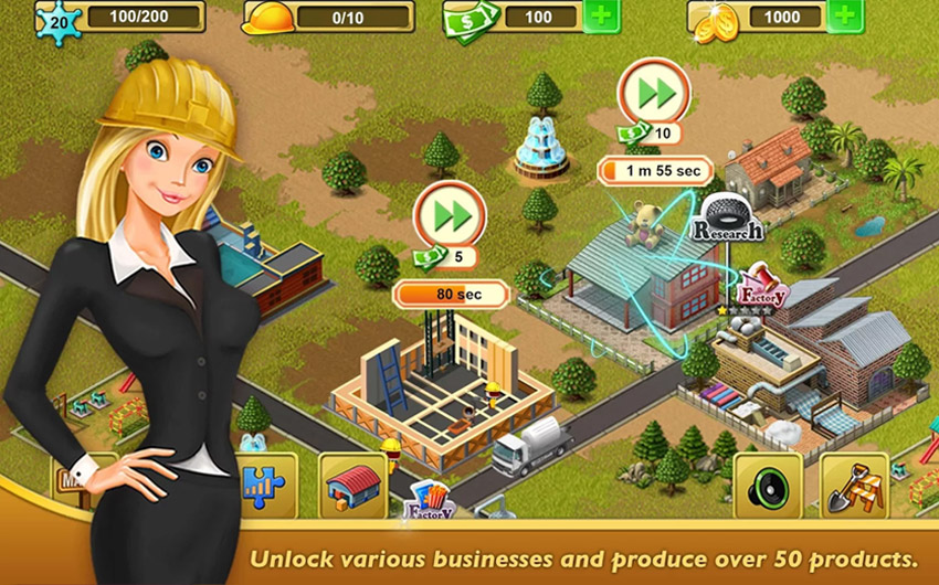 Empire of a Billionaire | Apar Games