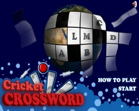 Cricket Crossword