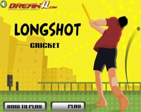 Long Shot Cricket