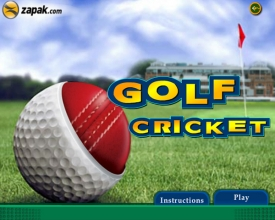 Golf Cricket