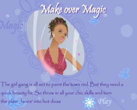 Make Over Magic
