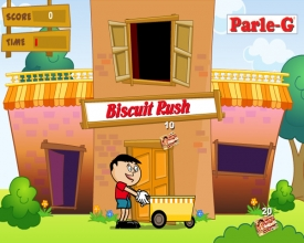 Parle-G Biscuit Rush